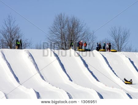 Top Of The Tubing Runs