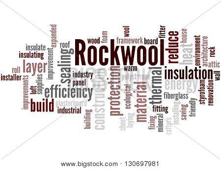 Rockwool, Word Cloud Concept 7