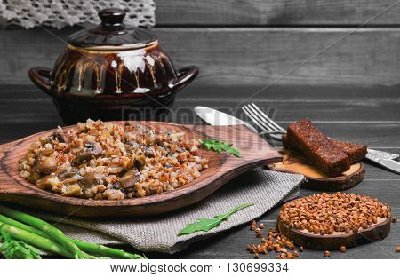 Buckwheat Food Photo