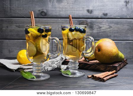 Two Pears Cocktails