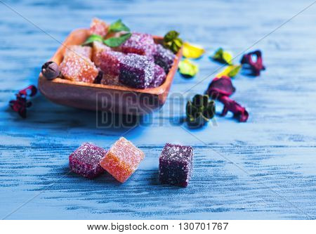 Berry Marmalade Food Photo