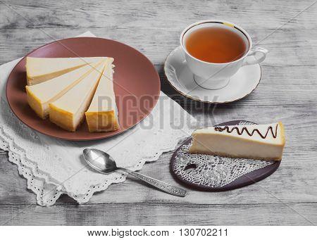 Cakes Cheesecake Classic New York