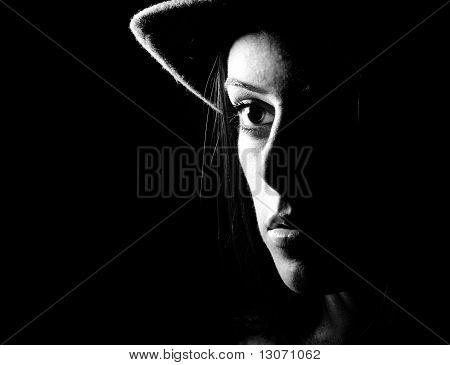 Frauen Porträt