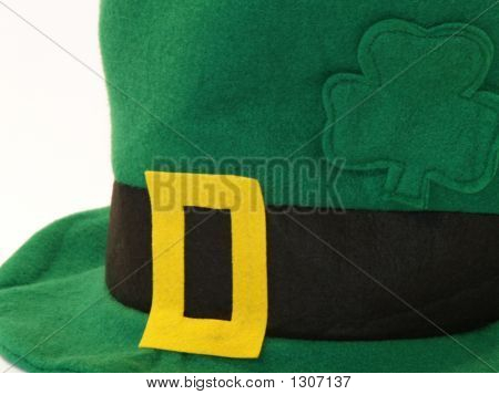 St Patricks Day Leprechaun Hat