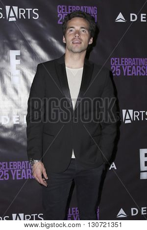 LOS ANGELES - MAY 20:  Ian Harding at the PS Arts - The Party at NeueHouse Hollywood on May 20, 2016 in Los Angeles, CA