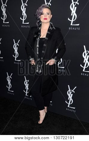 LOS ANGELES - MAY 19:  Kelly Osbourne at the Zoe Kravitz Celebrates Her New Role With Yves Saint Laurent Beauty at Gibson Brands Sunset on May 19, 2016 in West Hollywood, CA