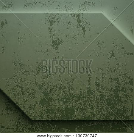 Metal military armored background. Stock vector illustration.
