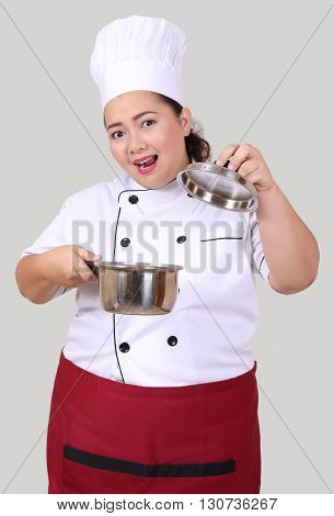 Woman Chef