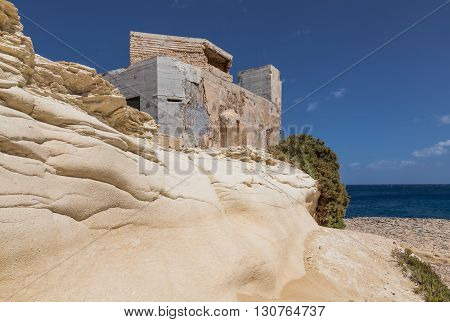 Watchtower In Marsaskala, Malta