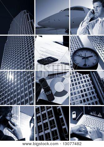 """La red imagen conceptual de fotos: """"El tiempo es dinero"""""""