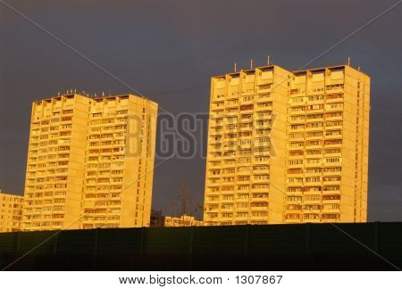 Apartment Blocks 3