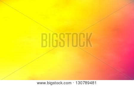 Background paint stains multicolored smoke. Watercolor smoky. Watercolor background. Red yellow color.