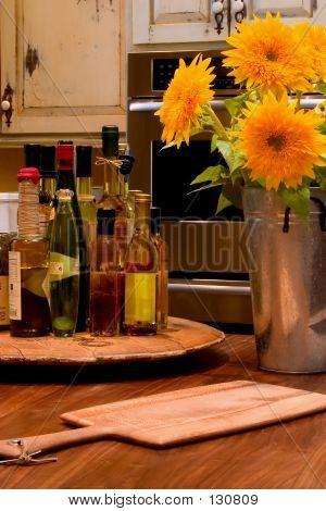 Sonnenblume Küche