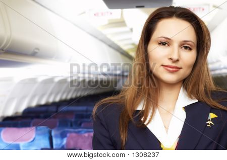 Air Hostress (Stewardess)