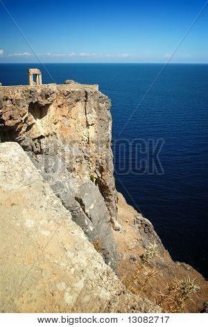 Lindos Castel