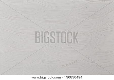 Brushed White Texture