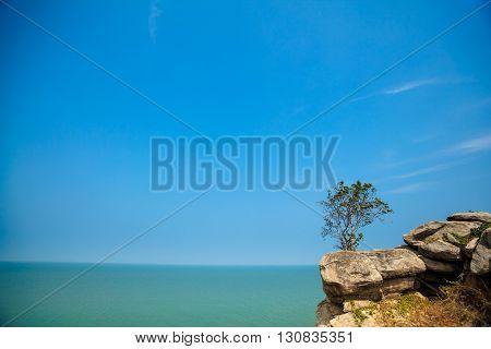 Tropical Landscape Of Hua Hin