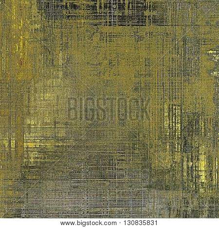 Colorful scratched background or grungy texture. With different color patterns: yellow (beige); brown; gray; black