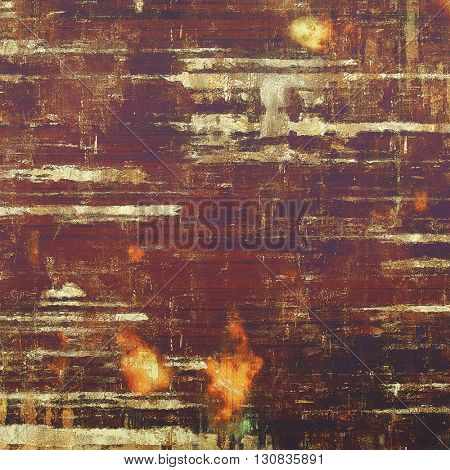 Grunge scratched background, abstract vintage style texture with different color patterns: yellow (beige); brown; red (orange); gray; purple (violet); pink