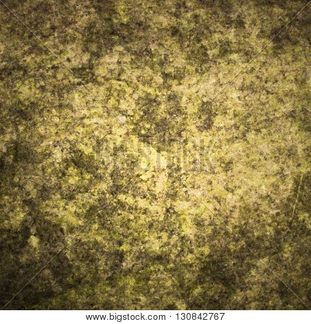 abstract colored scratched grunge background - pale yellow