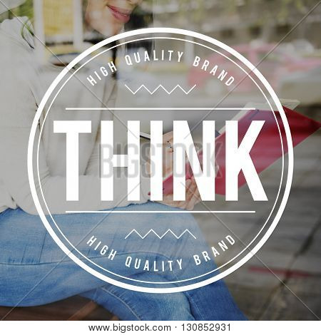 Think Creativity Thought Mind Development Concept