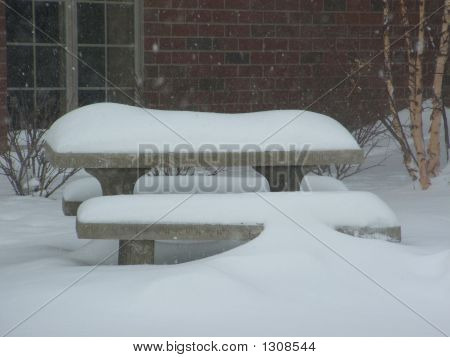 Table For Snow?