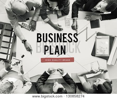 Business Plan Assessment Finance Management Concept
