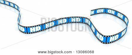 Colored HD film