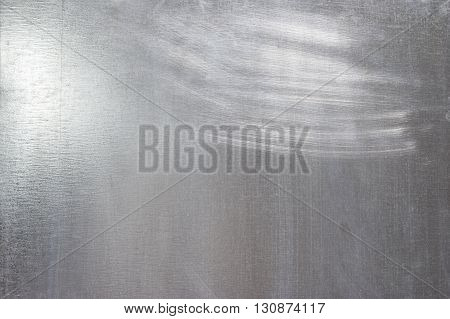 silver Metal texture background. Abstract industrial background.