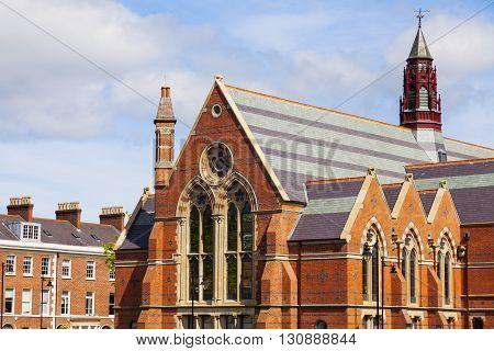 Queen's University of Belfast. Belfast Northern Ireland United Kingdom.