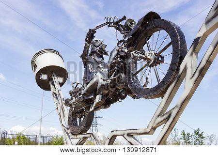 Iron Biker