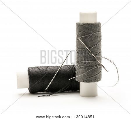 Thread Bobbins And Needle