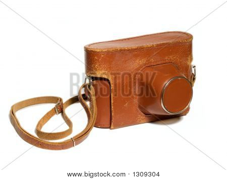 Leather Camera Case