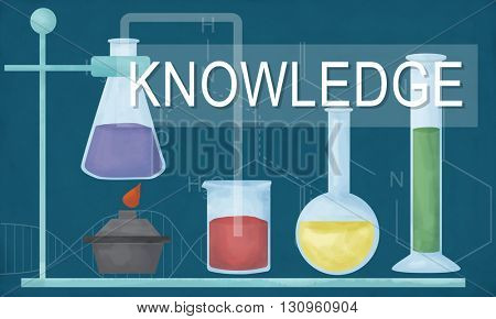 Science Research Project Knowledge Innovate Experience Intelligence