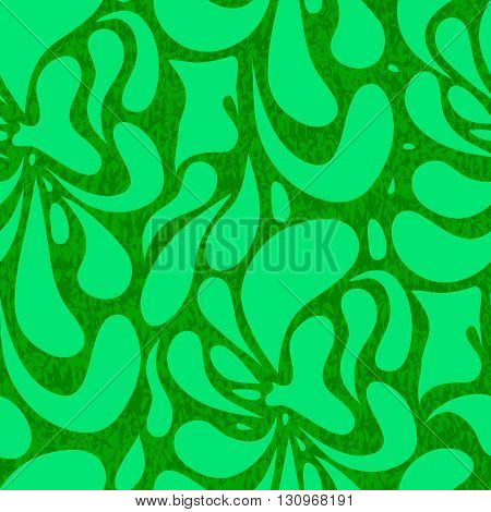 two color abstract seamless pattern with textures vector illustration drops