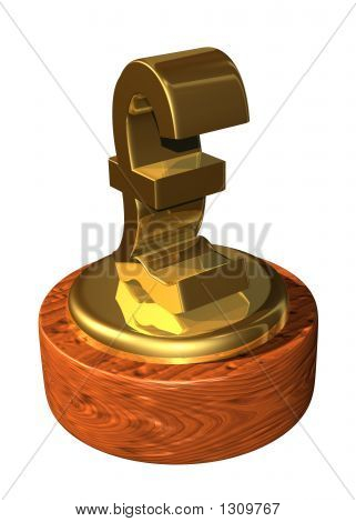Financial Achievement Award (Pound Sterling)