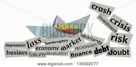 Concept Of Financial Crisis