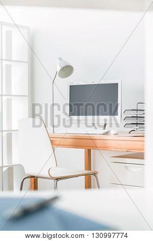 Work Studio At Home