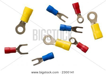Contact Connectors Isolated