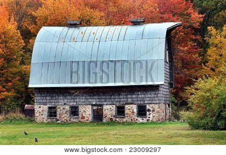 Michigan Country Architecture