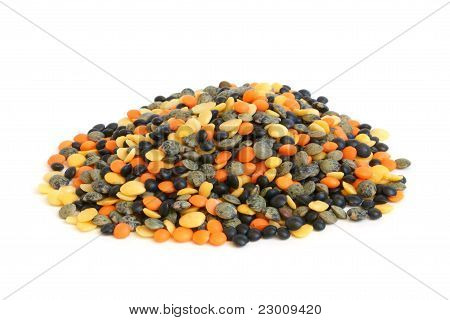 Mixture Of Dried Lentils