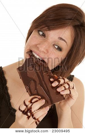 Nibble On Chocolate