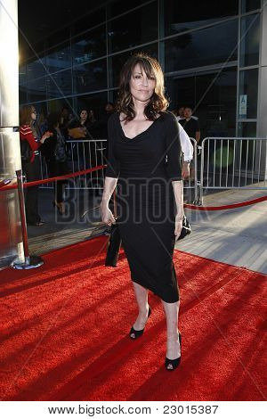 LOS ANGELES, CA - AUGUST 30: Katey Sagal at the FX's 'Sons Of Anarchy' season 4 premiere at the ArcLight Cinemas Cinerama Dome on August 30, 2011 in Los Angeles, California