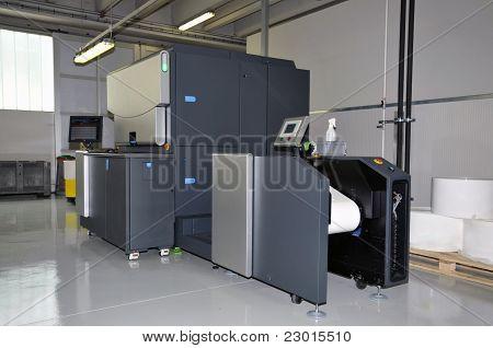 Impressora digital para rótulos