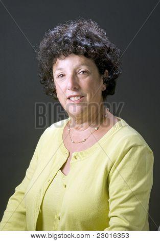 Senior Executive Businees Woman