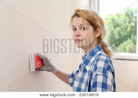 Wall Sanding