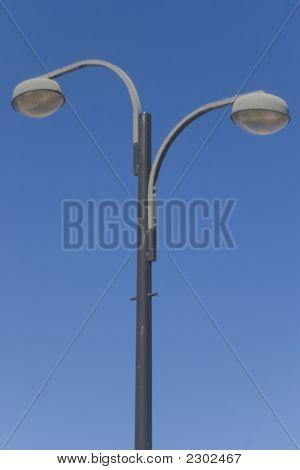 Two Lamppost Ii