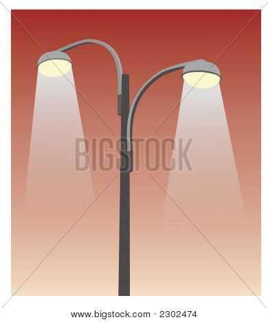 Two Lamppost Iv