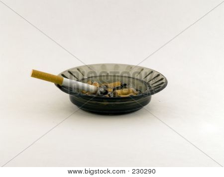 Smoking Ashtray