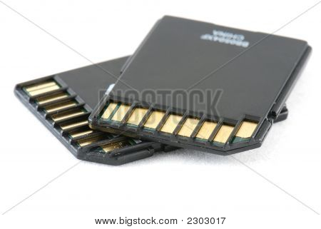Secure Digital Memory Cards